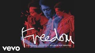 The Jimi Hendrix Experience - Stone Free (Live at the Atlanta Pop Festival) [Audio]