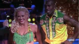 Cowboy Troy on Dancing With The Stars 5-21-2012