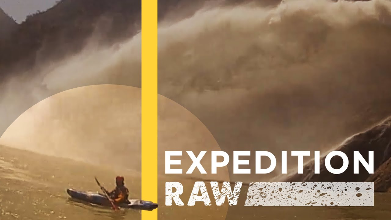 Cheating Death on the Amazon   Expedition Raw thumbnail