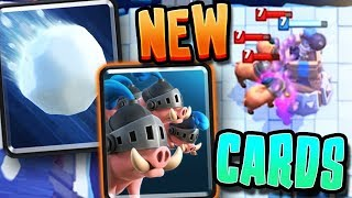 New Cards and Update Reaction and Discussion! Ladder fixes, New Cards, New Emotes