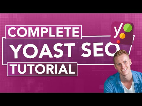 Yoast SEO Tutorial 2020 | SEO For Beginners
