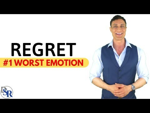 👉 Regret - One Of The Worst Emotions For Your HEALTH & LIFE