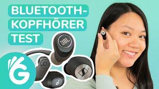 Bluetooth Kopfhörer Test (In Ear) – Sennheiser, JBL und Beats