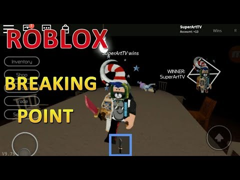 ROBLOX. Breaking Point