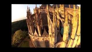 preview picture of video 'Kutna Hora - Drone view'