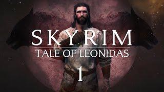 """Let's Roleplay The Elder Scrolls V: Skyrim Episode 1 """"Shipwrecked"""""""