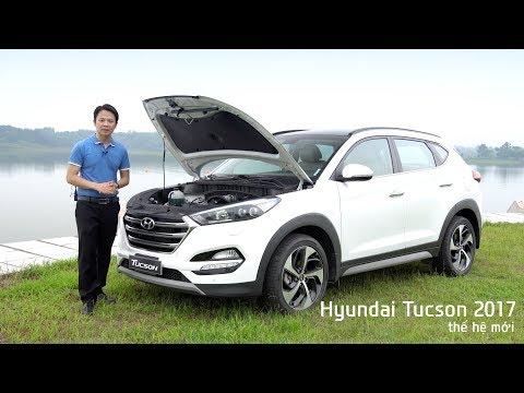 Giới thiệu Hyundai Tucson 2017 thế hệ mới tại Việt Nam