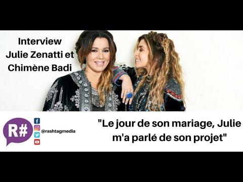 """""""Méditerranéennes"""", interview de Julie Zenatti & Chimène Badi (Partie 1)"""