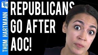 Are Republicans Placing Alexandria Ocasio-Cortez in Danger?