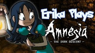 Erika Kurumi  - (HeartCatch PreCure!) - Erika Plays - Amnesia: The Dark Descent