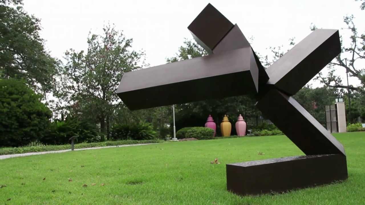 Visit the Sculpture Garden