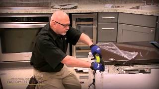 How-To Install Maytag® Dishwashers