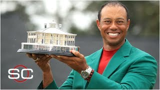 Tiger Woods' legend keeps growing after his 5th Masters win | SportsCenter