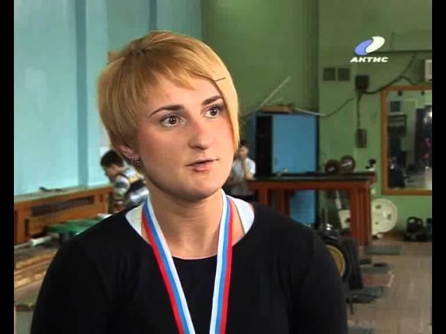 Ангарская тяжелоатлетка стала выиграла первенство СФО