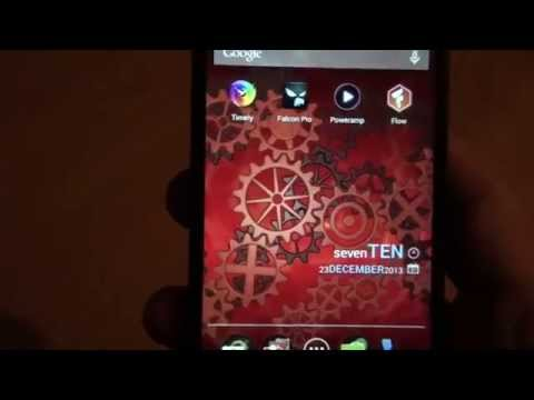 Video of Gears 3D Live Wallpaper