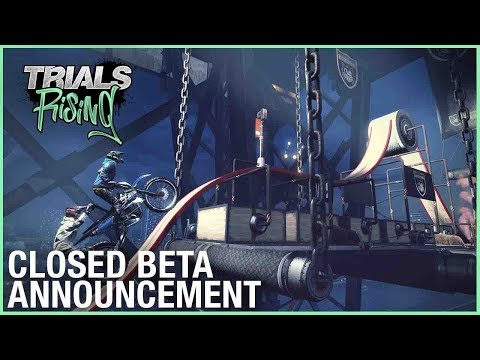 Trials Rising: Closed Beta and Launch Announcement Gamescom 2018  | Gameplay Trailer | Ubisoft [NA] thumbnail