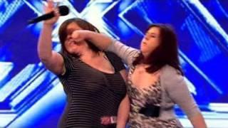 Ablisa's X Factor Audition (Full Version)