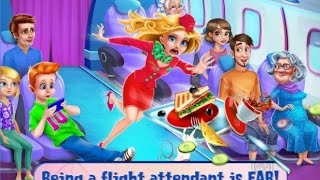 Sky Girls Flight Attendants, TabTale Casual, Videos Games for Kids - Girls - Baby Android