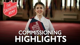 Commissioning 2020 Highlights | The Salvation Army
