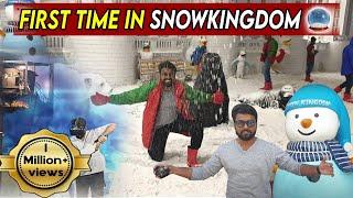 First Time in Snow Chennai - Snowkingdom | Summer 2019 Fun Chennai | Places to visit in Chennai