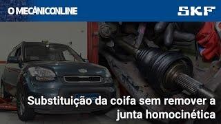 Substituição Da Coifa Sem Remover A Junta Homocinética