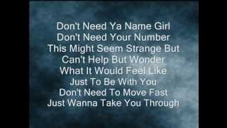 Chris Brown - Calypso (Lyrics)