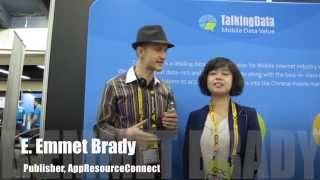 """""""Pop Star"""" China Gaming @ GDC:  Zplay Manager Joyce Jing with App Resource Connect"""
