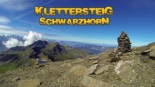 Klettersteig Schwarzhorn : Klettersteige u2013 da wolks
