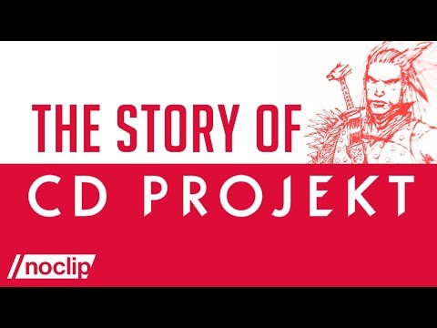 Příběh CD Projektu - Witcher Documentary