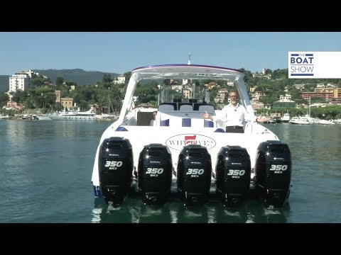 [ENG] CIGARETTE 42 Huntress – Review – The Boat Show