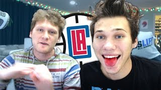 CAN JESSER AND I REBUILD THE CLIPPERS!? NBA 2K18