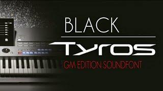 Making The Best Of Vanbasco Player Using Black TYROS GM SoundFont