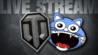 CatfoodCZ plays WoT - Brečím nad nefunkčním levým shiftem - Stream #178