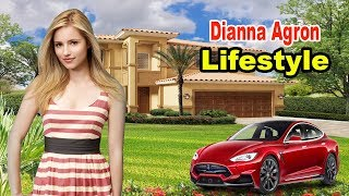 Dianna Agron - Lifestyle, Boyfriend, House, Car, Biography 2019 | Celebrity Glorious