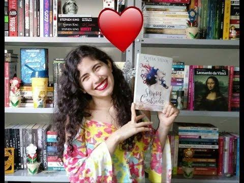 Apaixonei com esse livro: Sorrisos Quebrados da Sofia Silva