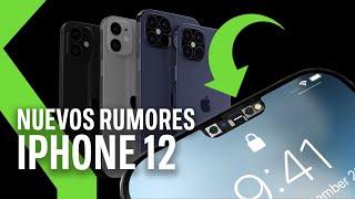 iPhone 12 con pantalla a 120 Hz, zoom 3x y en azul marino | Supuestas NOVEDADES FILTRADAS