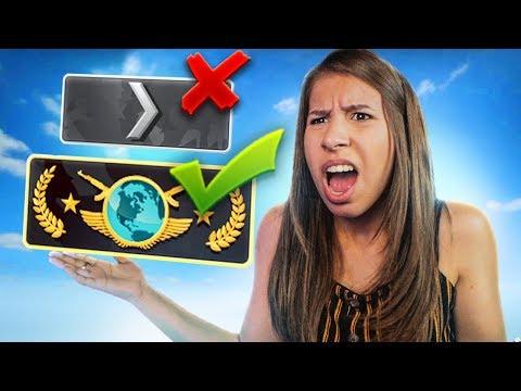 Minha irmã está jogando SÉRIO e quer ser GLOBAL! (md10)