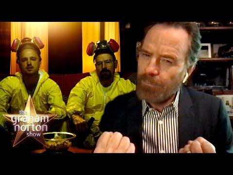 Bryan Cranston o Perníkovém tátovi a natáčení v rouškách