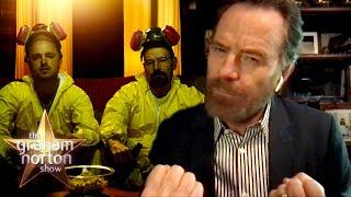 Bryan Cranston's Breaking Bad Prank On Aaron Paul | The Graham Norton Show