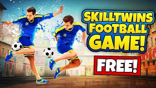 SKILLTWINS FOOTBALL GAME Random Levels Gameplay Android / iOS