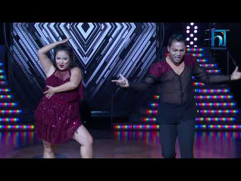 Jyoti Magar & Laure Singh | DWTS | Performance clip (9th week Friday) |