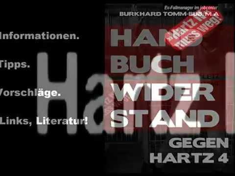 Handbuch Widerstand gegen Hartz IV _vom Ex-Fallmanger im jobcenter