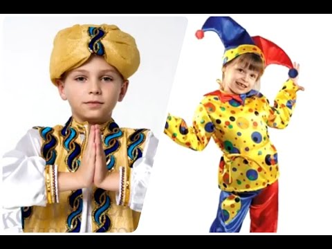 Ideas de disfraces para niños de arlequin - lo mejor para halloween