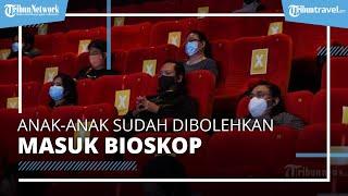 Aturan Baru PPKM Diperpanjang, Kini Anak-anak Boleh Masuk Bioskop di Wilayah Level 1-2