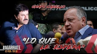 LO QUE LE ESPERA AL CHAPO CABELLO | PARTE 2 | AGÁRRATE | FACTORES DE PODER