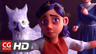 "CGI Animated Short Film: ""Butera"" by Butera Team 