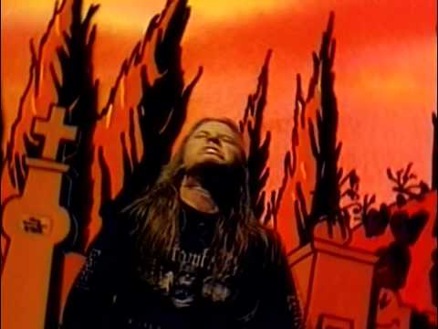 Entombed - Wolverine Blues [Official Video] online metal music video by ENTOMBED