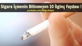 Sigara İçmenin Bilinmeyen 10 İlginç Faydası !