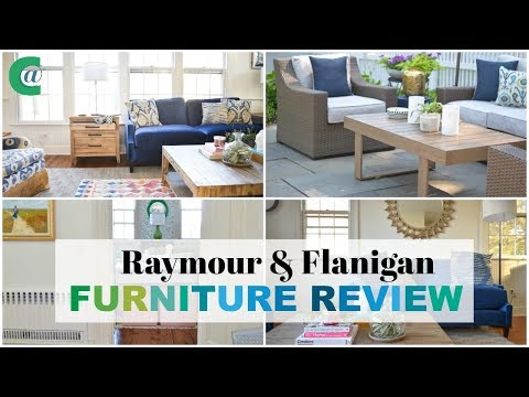 My Raymour & Flanigan Furniture Review