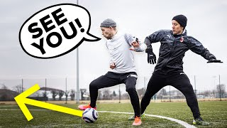 This unknown turn will make you look like a pro | Learn football skills